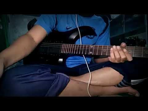 Guitar cover dangdut IMING IMING