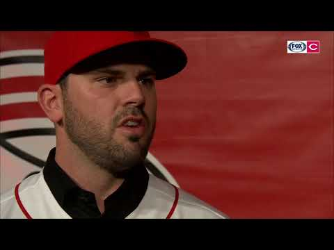 Mike Moustakas Excited To Join Cincinnati Reds