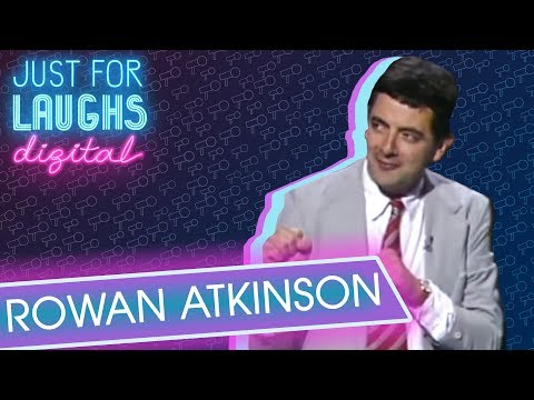 Rowan Atkinson - Going On Your First Date