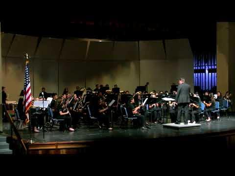 2018 SCSBOA Santiago Band Festival – River Heights Wind Ensemble