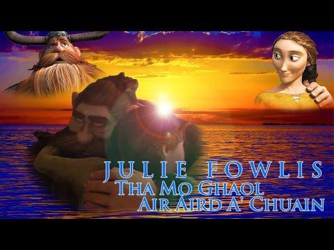 Tha Mo Ghaol Air Àird A' Chuain - Julie Fowlis (Lyrics)