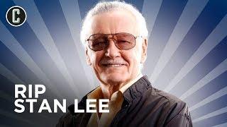 Comic Book Legend Stan Lee Passes Away At Age 95