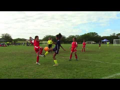 Maui United Soccer Club 2009 Girls Red v Whitfield SC 09G Royal 2/17/18