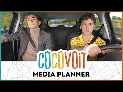 Cocovoit - Media Planner