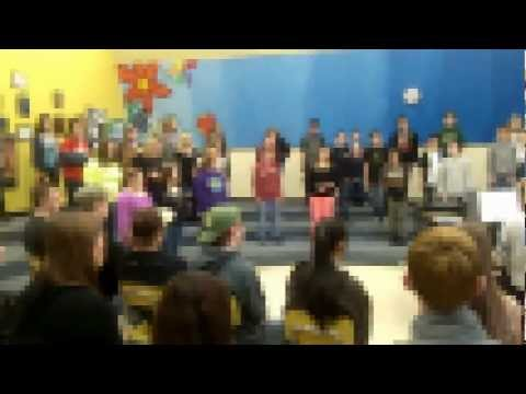 Sutherlin Middle School 7th and 8th grade Choir