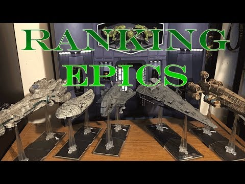 X-Wing - Ranking the Epic Ships - News, Announcements, and Giveaway Winner!