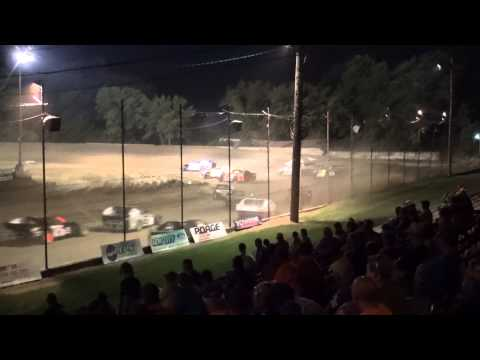 Sport Mod feature Quincy Raceways 7/5/15