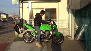 Z1000!参考動画:ベーシックで乗り手を選ばないバイク