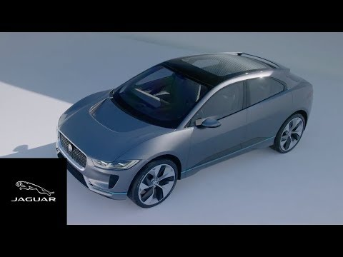 I-PACE Concept | Design From Race to Road