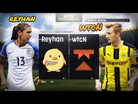 wtcN vs Reyhan (?) | FIFA 19 thumbnail