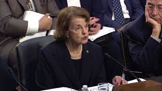 Feinstein Speaks on the Need to Prevent Sexual Abuse of Young Athletes thumbnail