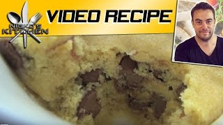 5 Minute 'cookie In A Cup' - Nicko's Kitchen