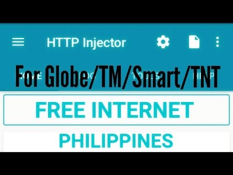 How to have free internet Globe/Smart 2017 (Android Only)