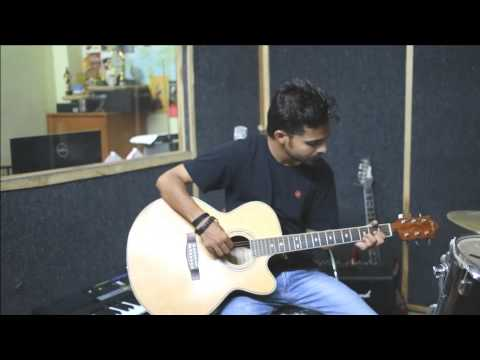 Saurabh covering hamnava while jam session(teaser)