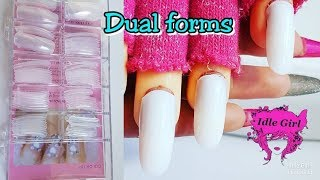 NEWBIE TRIES DUAL FORMS POPPITS | IF I CAN DO IT SO CAN YOU | IdleGirl