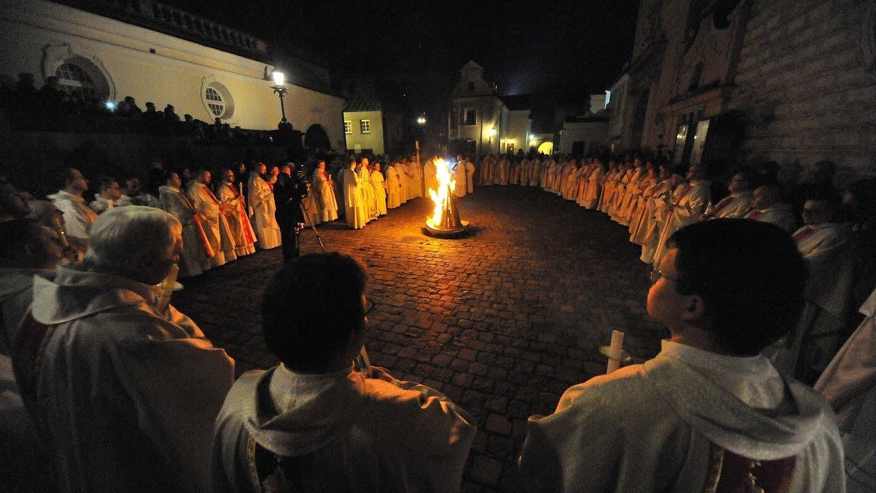 Wielkanoc – Liturgia Wigilii Paschalnej – Jasna Góra 2017