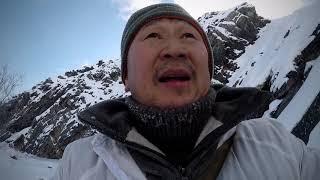 Горная охота на снежного барана в Якутии!!!