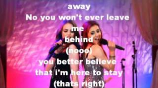 Victorious-Give it up song and lyrics