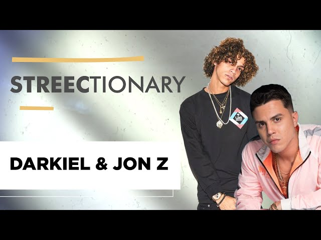 Darkiel Jon Z - Streectionary | Latido Music