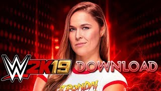 How To Download WWE2K19 For Free PC 100% Working