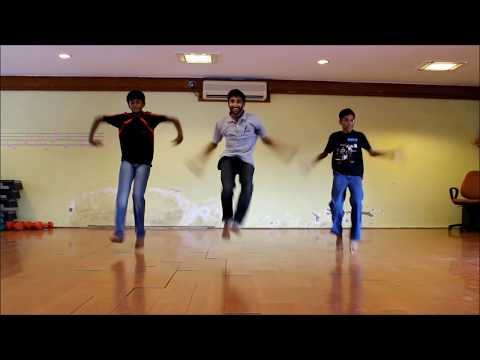 Aathi | The Crew Dance Company Choreography | Kaththi | Dance Cover