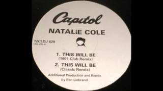 (1991) Natalia Cole - This Will Be [Ben Liebrand 1991 Club RMX]