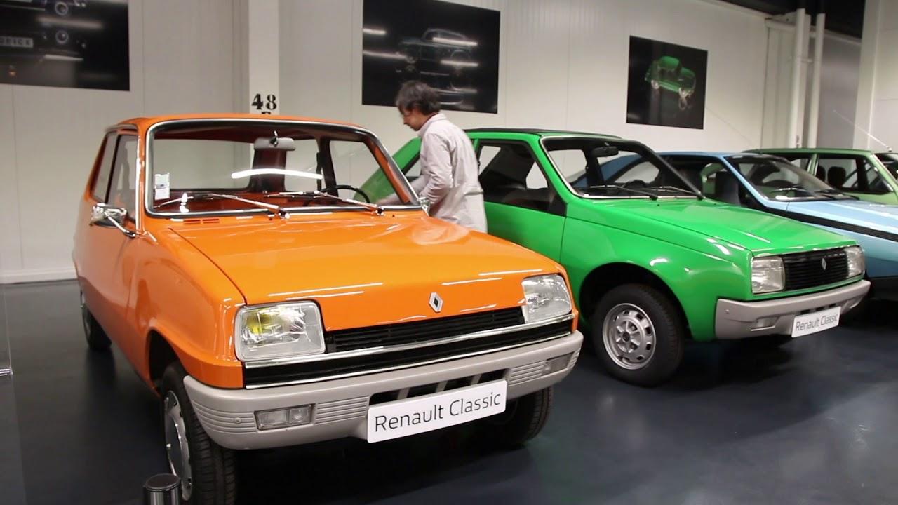 120 Ans De Renault Visite Guidee Du Garage Renault En Video Youtube