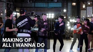 Making Of: Jay Park - All I Wanna Do (Feat. Hoody, Loco) thumbnail