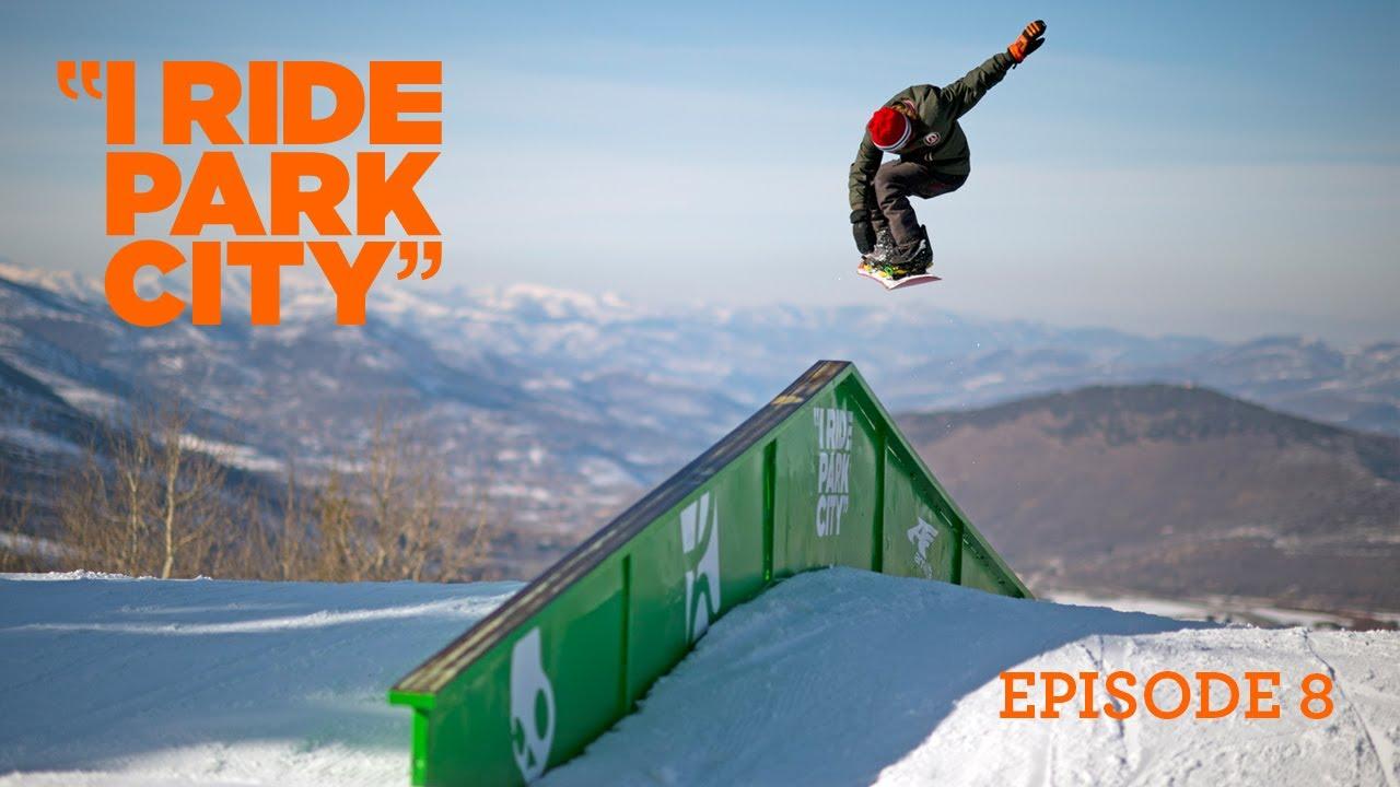 ea76319a935a I Ride Park City Snowboarding with Scott Stevens