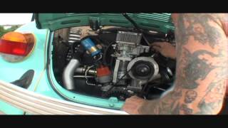 Carburetor Repair-VW Bug-Vapor Lock Quick Fix-Part 2