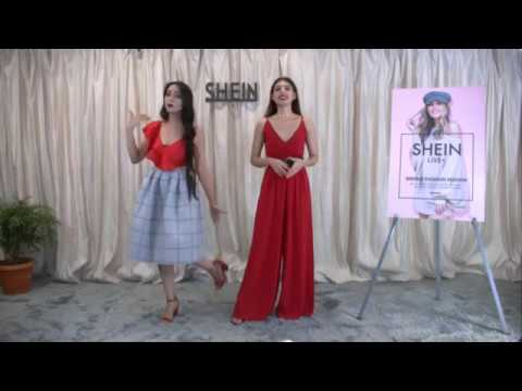 2.1 | Dressing for Valentine's Day | SHEIN Live