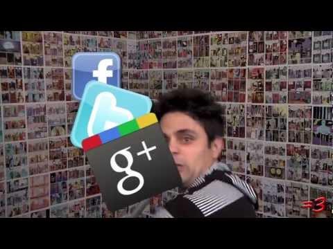 Ray William Johnson HATES Google Plus! 1/2