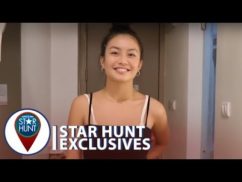 Otso Otso Dance Challenge with Ashley del Mundo  Star Hunt Exclusives
