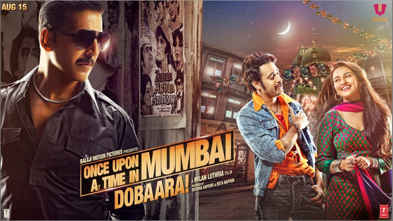 Once Upon Ay Time In Mumbai Dobaara 2nd Theatrical trailer ...