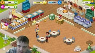 Cafe Tycoon: Кулинарная и ресторанная симуляция►Обзор,Первый взгляд,Геймплей,Gameplay