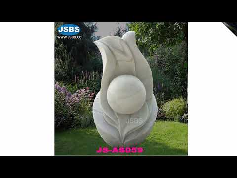 JSBS Wholesale Marble Garden Abstract Statue Sculpture