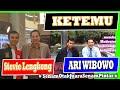 HEBOH !! Obrolan si Ganteng ARI WIBOWO dan VINCENT ROMPIS KW alias STEVIE LENGKONG Taekwondo
