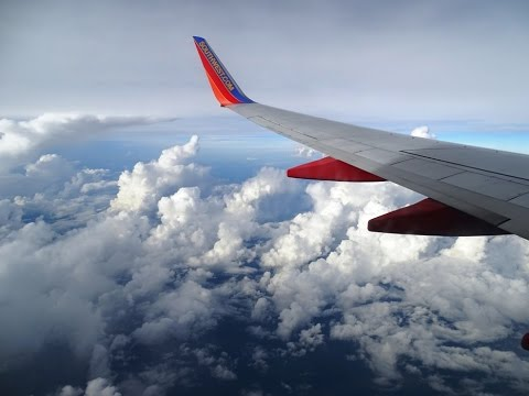 Southwest Airlines - Flt # WN 2082 (Omaha to St. Louis)