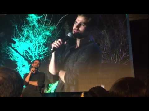 Paul Wesley ~ New Jersey 2017 Montage
