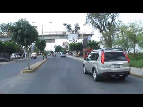 Viajando desde Cuautla a Yautepec, Estado de Morelos