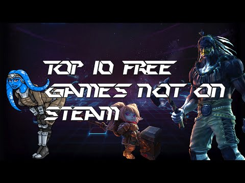 Top 10 Free Games NOT on Steam [NEW]