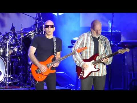 Joe Satriani - On Peregrine Wings (Live 2015 in Netherlands)