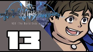 NEO: The World Ends with You -  WALKTHROUGH PLAYTHROUGH LET'S PLAY GAMEPLAY - Part 13