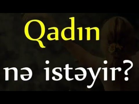Whatsapp Ucun Status Qadina Aid Youtube