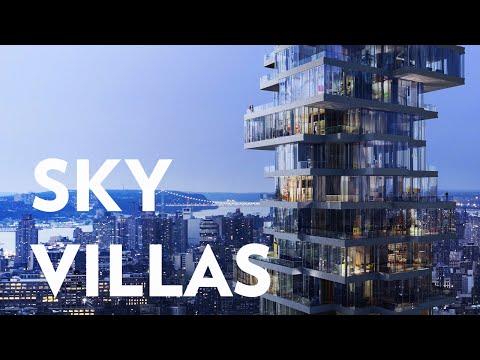 56 Leonard: Engineering Sky Villas