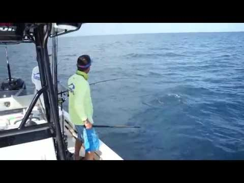 Reel Time Florida Sportsman - Kite Flying for Kings and Sails