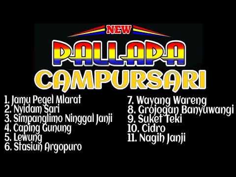 New Pallapa Full Album Spesial campursari ll Kendang Cak Met 2018