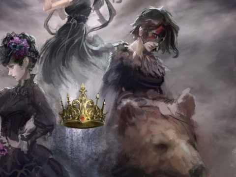 《幽影王冠》畫筆下的女王 - YouTube