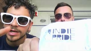 Indie Pride: un bacio contro omofobia, bullismo e sessismo