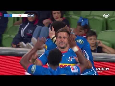 Super Rugby 2019 Round Nine: Rebels vs Stormers